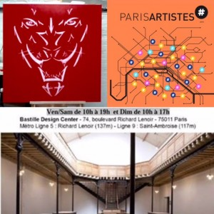 Paris Artistes (Le Tigre)